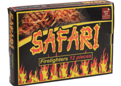 Safari Firelighters 12pc