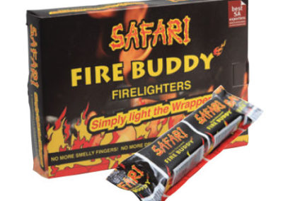 Safari Firelighters Firebuddy